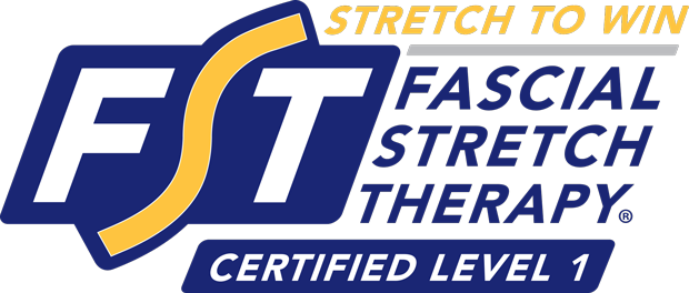 Image result for fascial stretching therapist level 1 logo